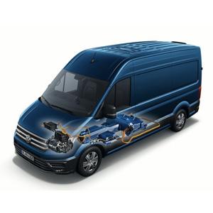 Elektrische bedrijfswagen leasen