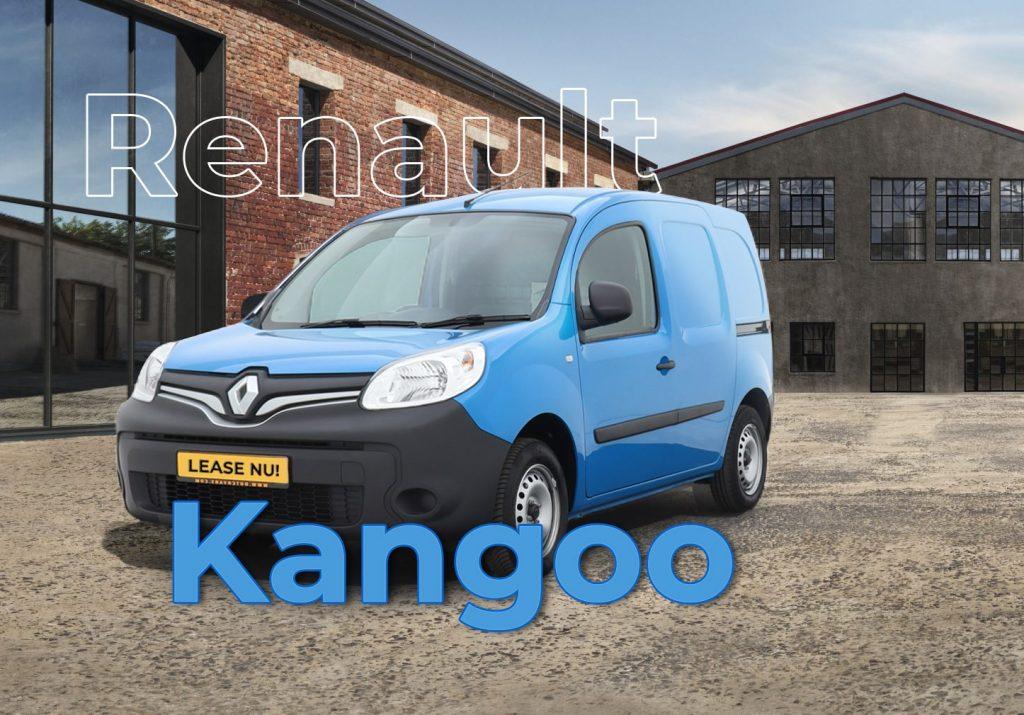 Action Lease - Renault Kangoo Lease Actie