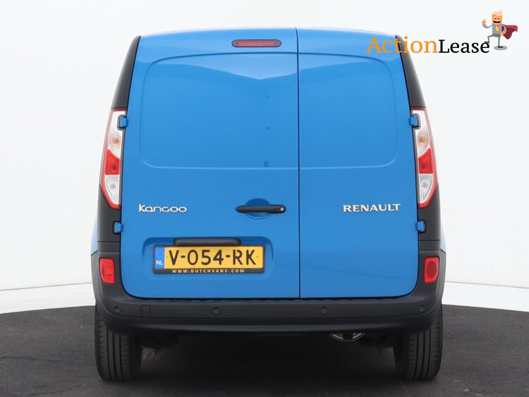 Action Lease - Renault Kangoo leasen